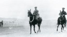 Genel kurmay,Atatürk'ün milli mücadeleyi başlattığı gün olan 19 Mayıs dolayısıyla özel fotoğrafları paylaştı
