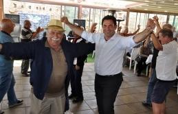 """Çatalköy """" Yaşlılar Haftası"""" kutlamaları gerçekleşti"""