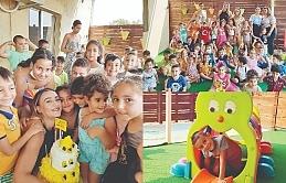 Arı Kovanı Kreş ve Anaokulu yeni yaşını öğrencileriyle birlikte kutladı