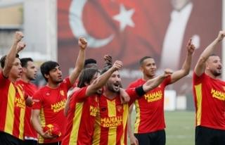 Göztepe'ye renk geldi 2-1