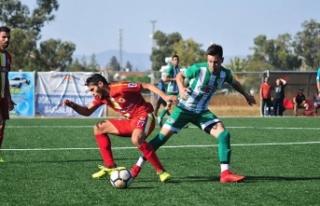 Mesarya galibiyetle başladı 0-3