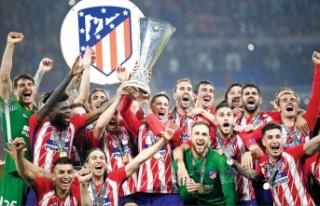 Dev kupa A. Madrid'in