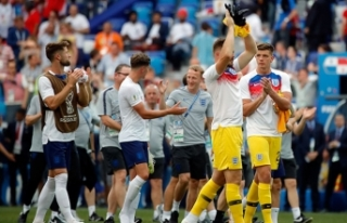 İngiltere gollerle turladı 6-1