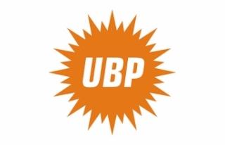 UBP ateşlendi