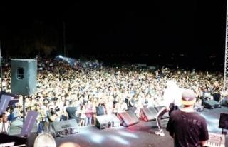 41. Güzelyurt Portakal Festivali'nde finali Aleyna...