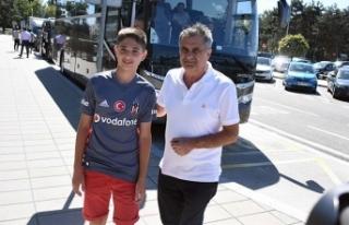 Beşiktaş Slovakya'da
