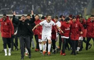 CAS, Milan'a Avrupa kapısını açtı
