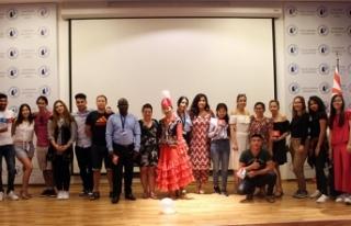 LAÜ'de Orta Asya Gecesi düzenlendi