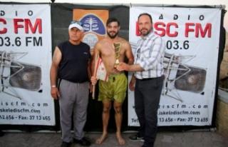 Şampiyon Aytan Tosun