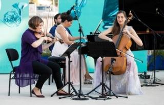 Bodrum Müzik Festivali, 5 günde 209 müzisyen ve...