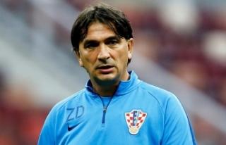 Dalic, Hırvatistan'da devam edecek