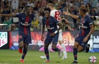 Fransa Süper Kupası Paris Saintgermain'in