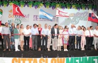 Mehmetçik'te bu yıl 58'incisi düzenlenen ve...