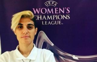 Zehra'lı Ataşehir Şampiyonlar Ligi'nde
