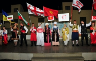 Barış Festivali, yabancı ülkelerin de katılımıyla...