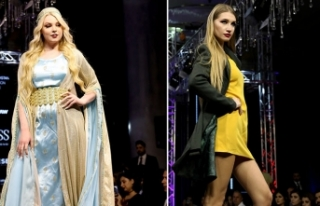Erbil'de moda rüzgarı