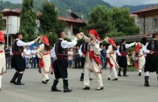 Mehmetçik Kültür ve Dayanışma Derneği Halk Dansları...