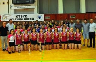 KTSYD Kupası DAÜ'nün