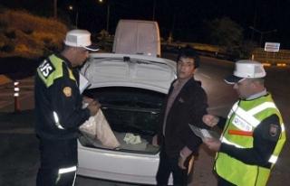 681 sürücüye ceza