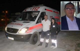 Ambulanslar görevde