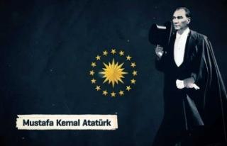 Atatürk'ü ölümünün 80. yıldönümünde KKTC'de...