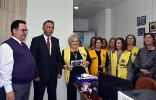 Girne Ada Lions Kulübü'nden Çocuk Onkoloji Servisi'ne...