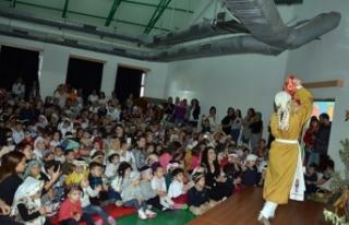 Minikler için 'Kıbrıs Günü' etkinliği düzenledi