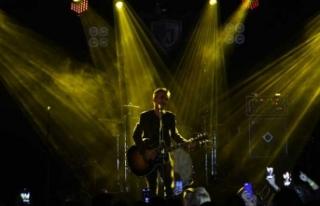 Vadistanbul'da  Teoman ile Rock gecesi