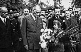 Türk ulusu, Cumhuriyet'in kurucusu Mustafa Kemal...