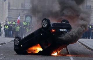 Fransa kendine gelemiyor