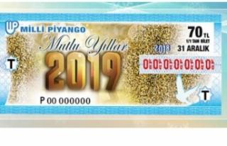 31 Aralık 2018 Millli Piyango sonuçları