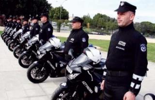 Güneyde her 100 bin kişiye 573, kuzeyde 400 polis...