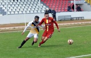Ocak Kupa'da yaktı 2-0