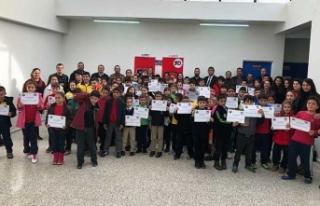 Satranç Şölenine 14 okul, 21 takım, 24 öğretmen...