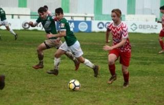 U21'de Merit Yeşilova galip 3-1