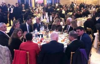 UBP Lefkoşa ilçesi dayanışma yemeği düzenledi