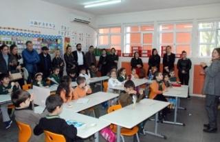 Doğu Akdeniz Doğa Anaokulu – İlkokulunda karneler...