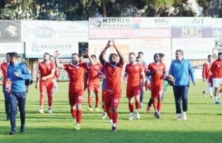 Gönyeli'den altın gol 0-1