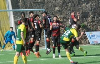 MTG gol yağdırdı 8-1