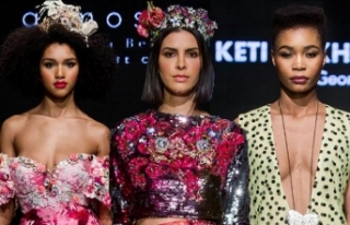 Paris'te Oriental Fashion Show