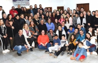 TUFAD'ın, 25'inci yıl kutlamaları büyük bir...