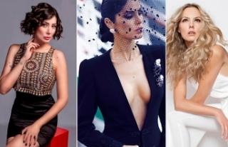 Türkiye'nin ünlü mankenleri Konya Fashion Day...