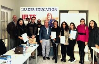 Leader Education Centre'ın İngilizce öğretmenlerine...