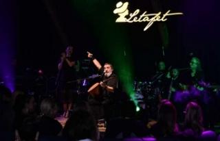 Kuzey Kıbrıs gecelerinin parlayan yıldızı Letafet'te...