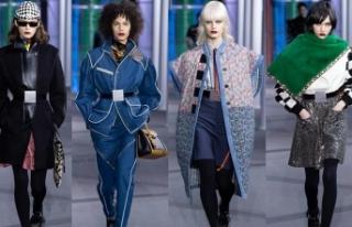 Louis Vuitton 2019 Sonbahar Kış defilesi gerçekleşti