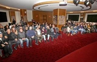 Merhum Öztan Özatay anısına düzenlenen yarışmaya...