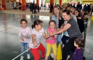 Doğu Akdeniz Doğa Anaokulu-İlkokulu Aile Şenliği...