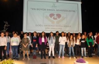 Doğu Akdeniz Doğa Koleji'nin geleneksel hale gelen...