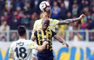 Fenerbahçe 1 puanla yetindi 1-1