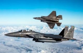 İngiltere F-35'leri Kıbrıs'a gönderiyor